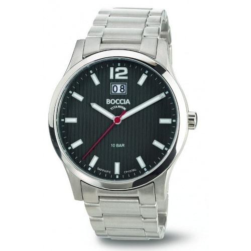 BOCCIA hodinky 3580-02