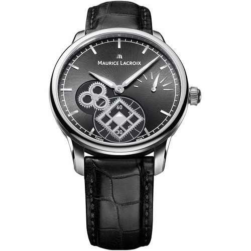 MAURICE LACROIX Masterpiece Square Wheel MP7158-SS001-301