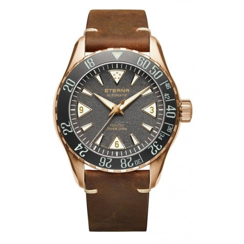ETERNA Kontiki Diver Manufature 1291.78.50.1422