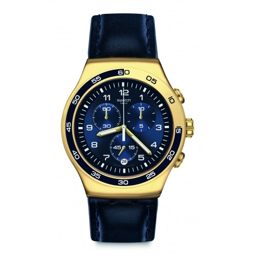 SWATCH GOLDEN YACHT YOG409
