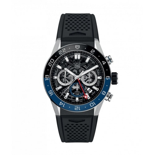 TAG HEUER Carrera Twin-Time CBG2A1Z.FT6157