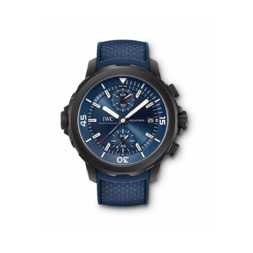 "IWC Aquatimer Chrono ""LAUREUS SPORT FOR GOOD"" !!! IW379507"