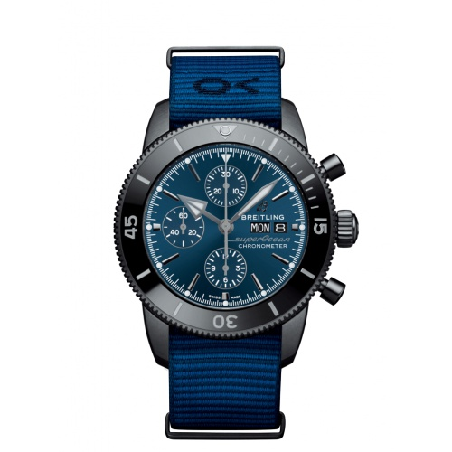 BREITLING Superocean Heritage II Chrono 44 M133132A1C1W1