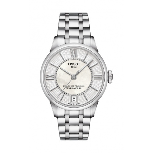 TISSOT Chemin des Tourrelles Powermatic 80 Lady T099.207.11.118.00