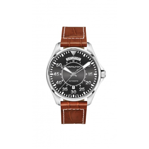HAMILTON Khaki Aviation H64615585