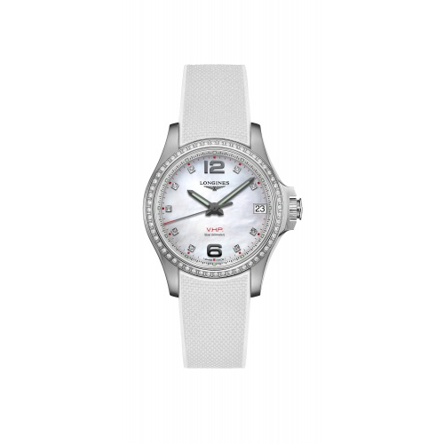 LONGINES Conquest V.H.P. Lady Diamond L3.316.0.87.9