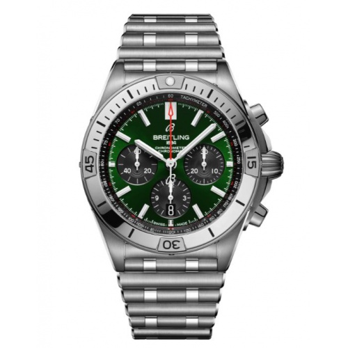 BREITLING Chronomat B01 Bentley Edition AB01343A1L1A1