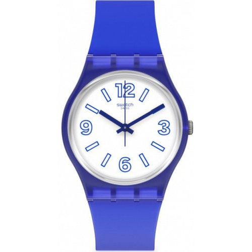 SWATCH Essentials Electric Shark GN268