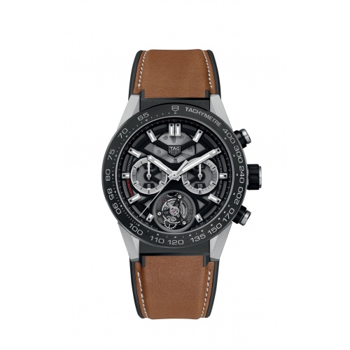 TAG HEUER Carrera Tourbillon CAR5A8Y.FT6072