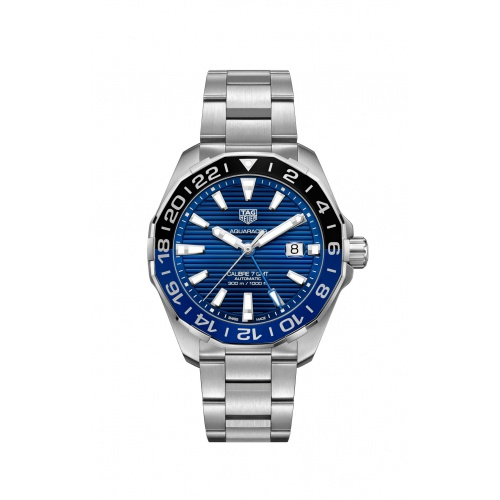 TAG HEUER Aquaracer GMT WAY201T.BA0927
