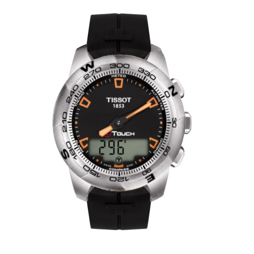 TISSOT T-Touch II  T047.420.17.051.01 - black