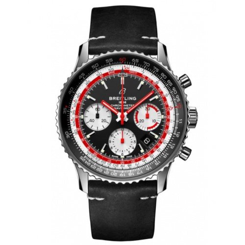 BREITLING Navitimer 1 Chronograf 43 Airline Edition Swiss Air AB01211B1B1X2