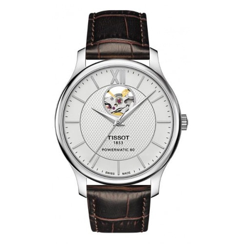 TISSOT Tradition Open Heart T063.907.16.038.00