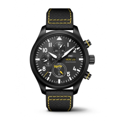 """IWC Pilot´s Watch Chronograph Edition """"Royal Maces"""" IW389107"""
